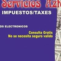 Servicios Azteca (Taxes)