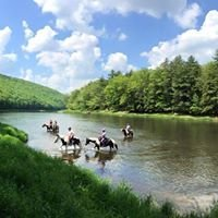 Cook Forest Area Scenic Trail Ride & Dude Ranch     %Ray & Terrie Smith