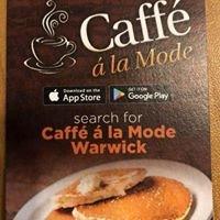 Caffe ala Mode
