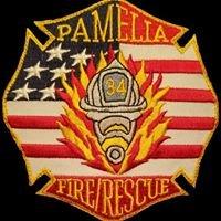 Pamelia Vol. Fire Dept. 34
