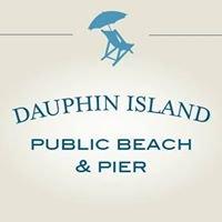 Dauphin Island Public Beach & Pier