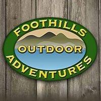 Foothills Outdoor Adventures