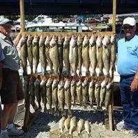Foxy Lady Fishing Charters-Lake Erie Walleye Fishing
