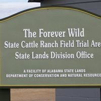 M. Barnett Lawley Forever Wild  Field Trial Area