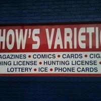 Chow's Varieties