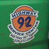 Highway 92 Service Center