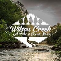 Wilson Creek, a Wild & Scenic River
