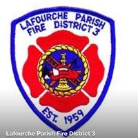 Lafourche Fire Dist. #3 Central Station