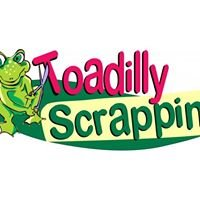 Toadilly Scrappin