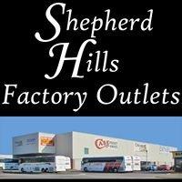 Shepherd Hills Factory Outlets-Lebanon, MO