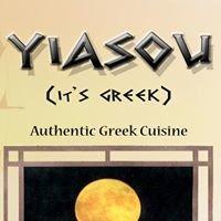 Yiasou It's Greek