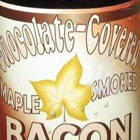 Chocolate Covered Maple Smoked Bacon Soda
