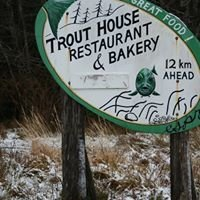 Trout House Restaurant now Charter's on Delkatla
