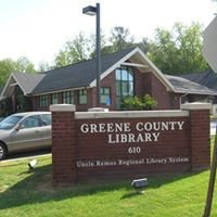 Greene County Library, Greensboro, GA