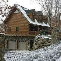 """""""Bear E Kozy"""" Beech Mountain NC Vacation Home"""