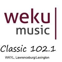 Classic 102.1 WKYL/WEKU Music