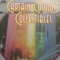 Captain Cosmos Collectibles at Atomic Age Artifacts