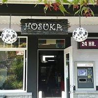 Hosuka Japanese restaurant