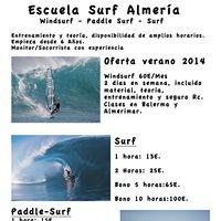 Escuela Surf Almería