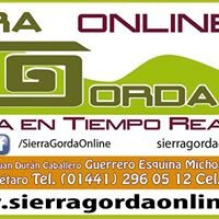 Sierra Gorda OnLine