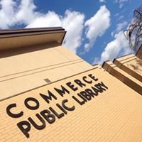 Commerce Public Library