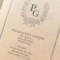 Pleasanton Goods