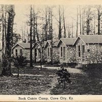 Rock Cabin Camping
