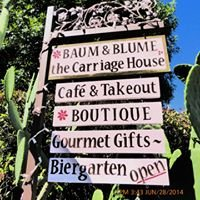 Baum & Blume and The Carriage House