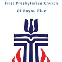 First Presbyterian Church of Bayou Blue
