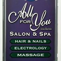 All For You, Salon & Spa