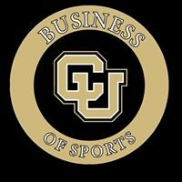 Business of Sports Certificate - University of Colorado