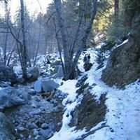 Icehouse Canyon Trails