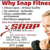 Snap Fitness: Albert Lea, Mn
