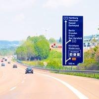 Autobahndreieck Kirchheim