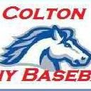 Colton Pony Baseball & Softball League