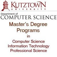 Kutztown Computer Science & Information Technology Master's Degree Program