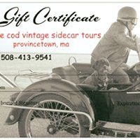 Sidekick Sidecar Tours of Provincetown