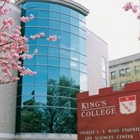 King's College, PA Biology Department