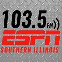 103.5 ESPN Southern Illinois