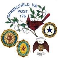 Springfield American Legion, Post 176 in Springfield, VA