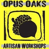 Opus Oaks Artisan Gallery & Workshops Blacksmithing