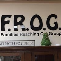 Froggy's Closet a project of Families Reaching Out Group