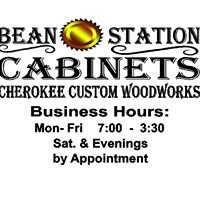 Bean Station Cabinets & Cherokee Custom Woodworks, LLC