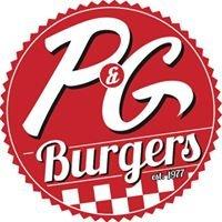 P&G Burgers.  Colton, CA.