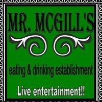 Mr. McGill's Eating and Drinking Establishment