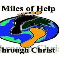 Miles of Help through Christ