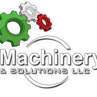 Machinery & Solutions, LLC