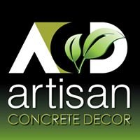 Artisan Concrete Decor