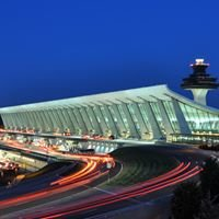 Washington Dulles International Arrivals