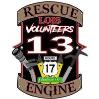Lois Volunteer Fire Department